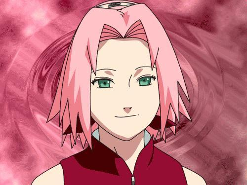 Does Sakura loved naruto even once?