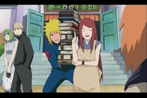 Kushina wishes to fight who?