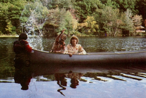Friday the 13th 1980: Tom Savini suggested the surprise ending after being inspired by what movie?