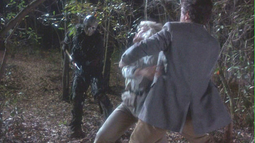 Friday the 13th Part 7: What were Tina's parents' names?