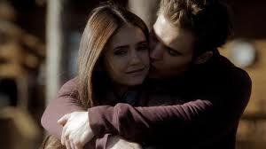 "In the episode ""The Crying Wolf 2x14"" for what reason did Elena give that couldn't allow Stefan to get into the house?"