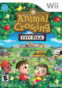 TRUE OR FALSE? - You can receive a Yoshi egg while playing Animal Crossing: City Folk