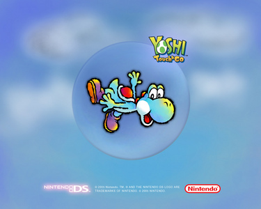 YOSHI TOUCH & GO - How many eggs can LIGHT BLUE Yoshi carry?