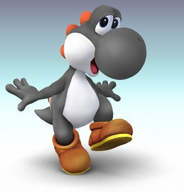 YOSHI TOUCH & GO - How many eggs can BLACK Yoshi carry?