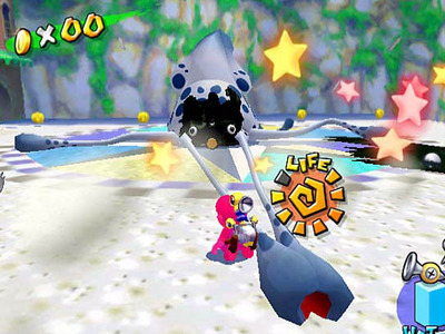 SUPER MARIO SUNSHINE - Who is Mario fighting against?