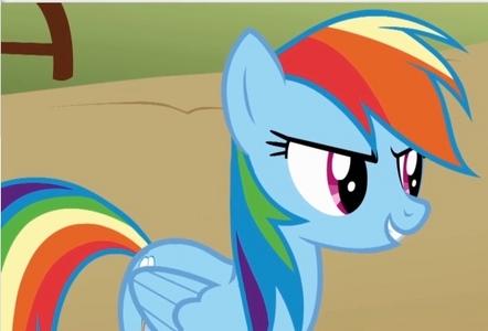 Why do I like Rainbow Dash?