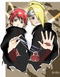 What did Deidara call Sasori in the japanese verson?
