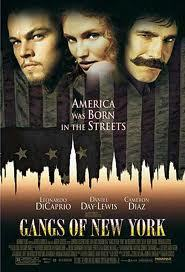 what an was Gangs of new york released?