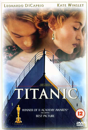 how old was Leo during Titanic?