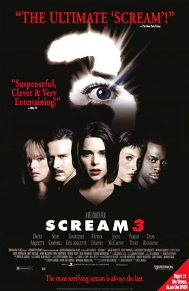 Which Grey's Anatomy star appeared in Scream 3?