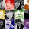 A Collage of Many Biebers JBsPURPLEluva photo