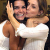 Angie Harmon & Sasha Alexander. MartinipartyXO photo