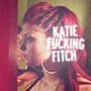 I am Katie Fucking Fitch..who the Fuck are you ?? crazy8gurly photo