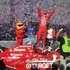Scott Dixon of Indy car racing is my favorite driver in the red Target car!!! clanbillr photo