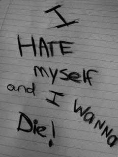 Fanpop - Justinsgirl345's Photo: I HATE MYSELF N I WANNA DIE!!! I Wanna Die Wallpapers