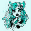 Lagoona Blue=coolest character on the web show:Monster High kndluva photo