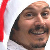 ♥♥ Merry Christmas ♥♥ icon by me depp-fan photo