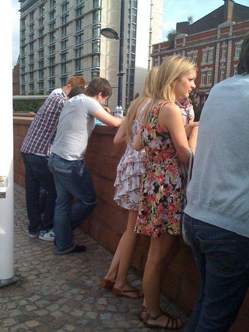 Hannah Walker And Harry Styles
