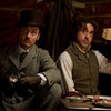 One of the 1st Sherlock Holmes 2 pics. Oh. My. Gosh. Words cannot express this.  Storystuff photo