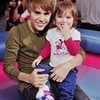 awhhh justin and jazzy ♥ mrsbieber35 photo
