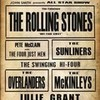 Rolling Stones Vintage Poster RokpoolMusic photo