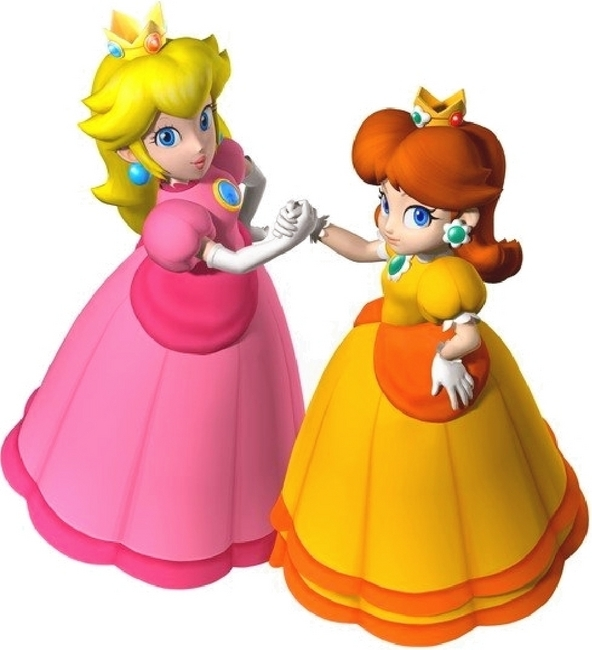 Blondjuliette S Princess Peach Daisy Party