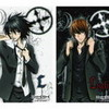 L (Lawliet) and Light from Death Note! (I didn
