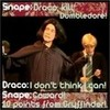 Snape :) Pigfarts photo