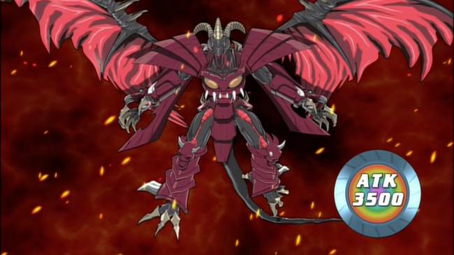 fanpop luvpetzs photo ova red dragon archfiend