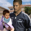 Michael Scofield with his little son MJ (Prison Break) Kate-Jane photo