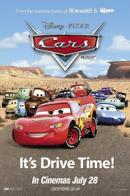 Fanpop - MeaghanDavis's Photo: Cars 1 poster