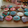 some cupcakes me and my sis made xD boomsmiley photo