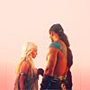 Khal&Khaleesi (credit;lightkicker@lj) iLoveChair photo