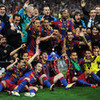 (Barca with the CL cup)VISCA BARCA!!!!!i just love this team:D..it