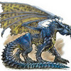 Blue Dragon (one of my favorites) MidNightX_X photo