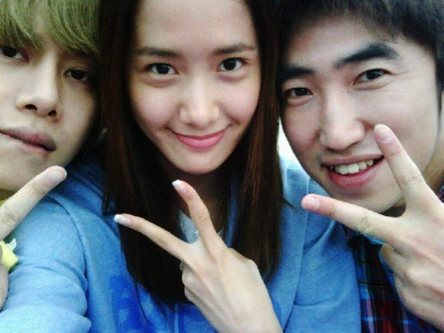 Yoona Family Photo Yoona in Family Outing 2