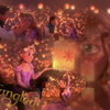 Tangled Collage By Diademrocks diademrocks photo