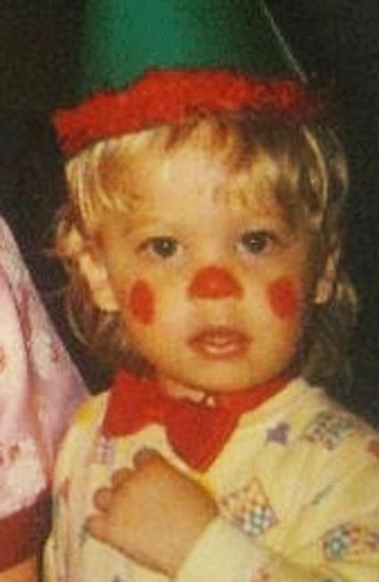 Adam Lambert as a Kid Adam Lambert Kid