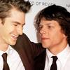 JEWNICORNS! - Andrew Garfield and Jesse Eisenberg Kassaremidylynn photo