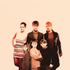 The Golden Trio 4Ever ♥ Credit: youcallitwinter @ lj. A-Gie photo