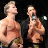 Chris Jericho & Wade Barrett A-H-D photo