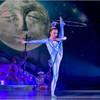 Elena Lev Hula Hoop - Cirque du Soleil Alegría Contortionist photo