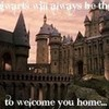 Hogwarts will always be there to welcome you home... MrsLestrangeHBC photo