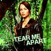 Katniss <3. Credit: how_we_fade @ lj. A-Gie photo