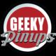 GeekyPinups