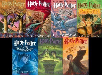 What First Got You To Start Reading The Harry Potter Books