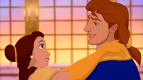 What Color Is Prince Adam Hair Beauty And The Beast Answers Fanpop