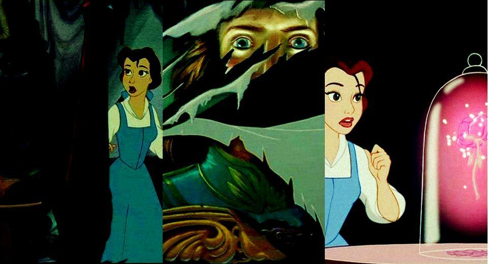 Top 10 Scenes In Beauty And The Beast As Voted By Users Disney Princess Fanpop