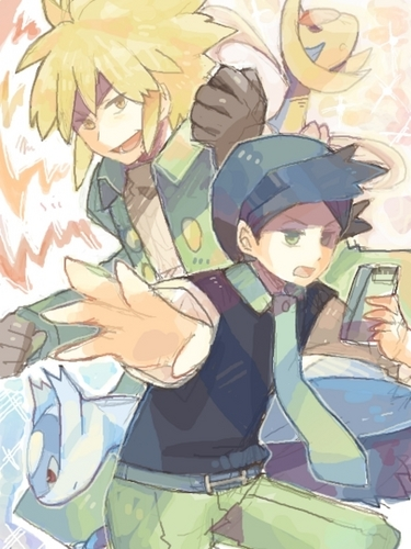 Pokemon Guys!