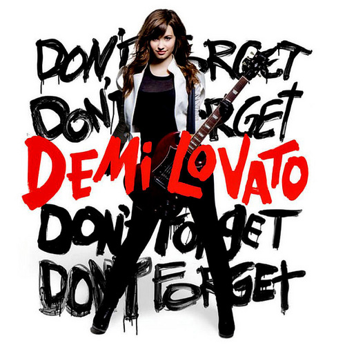 Don't Forget [Official Album Cover]